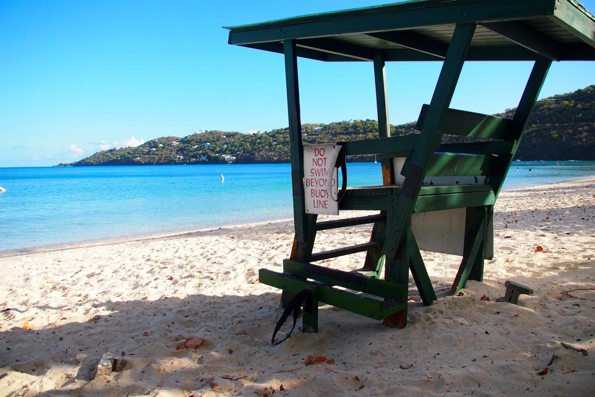 Ask Uncommon Caribbean: How Can I Get a Lifeguard Job on Magens Bay, St. Thomas?