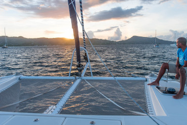Win a Sailing Vacation in the Grenadines by Patrick Bennett