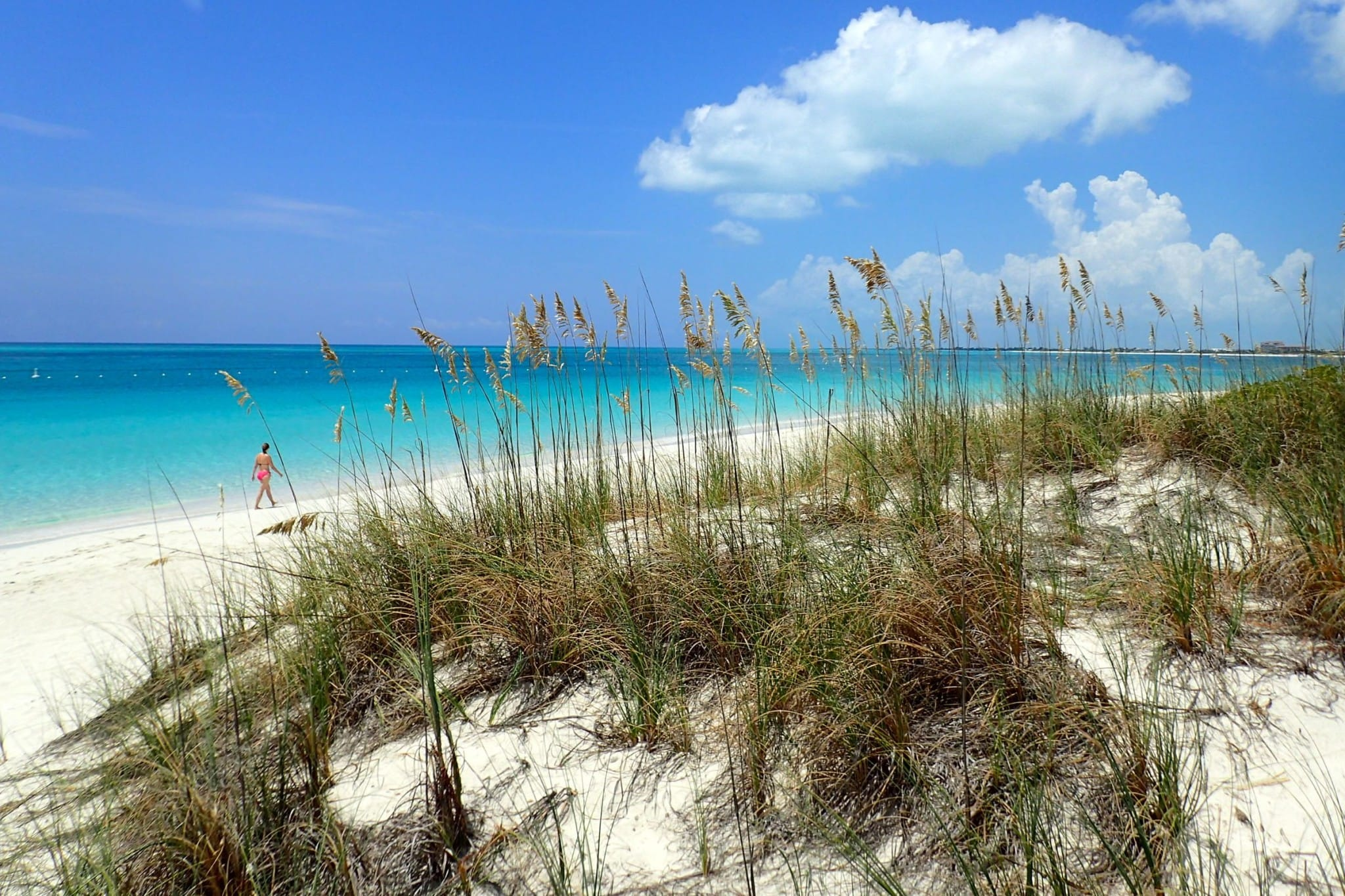 Grace Bay, Turks and Caicos: Wish You Were Here