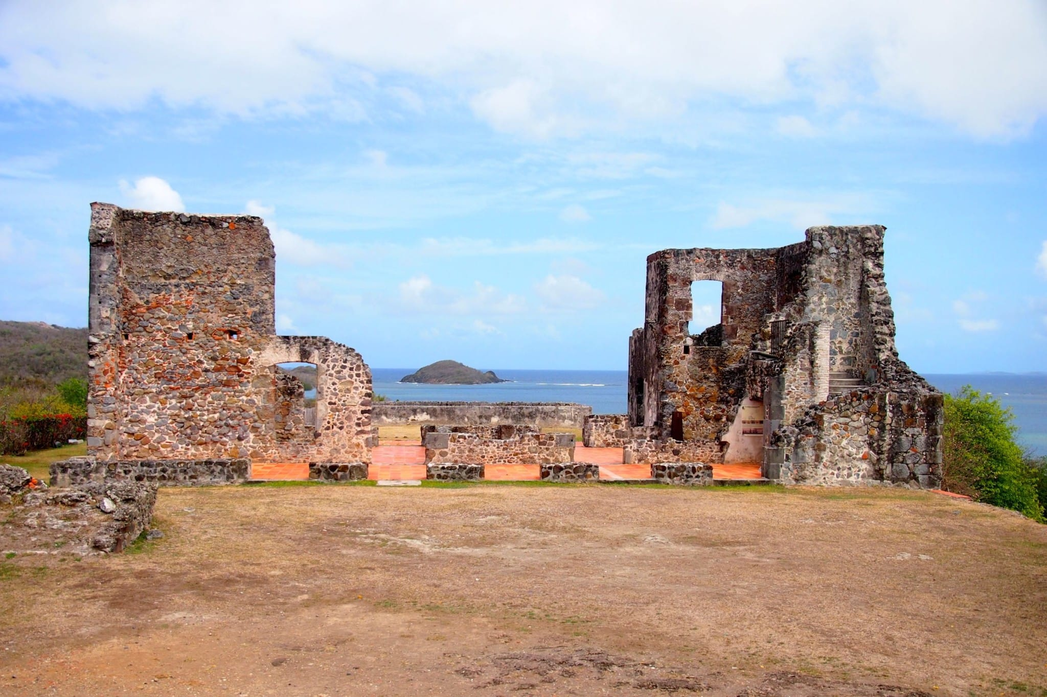 Delving Into The Nefarious Past of Château Dubuc, Martinique
