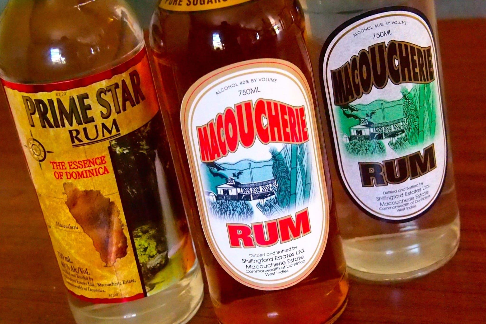 Mmm…Macoucherie, Dominica's Finest Non-Bush Rum