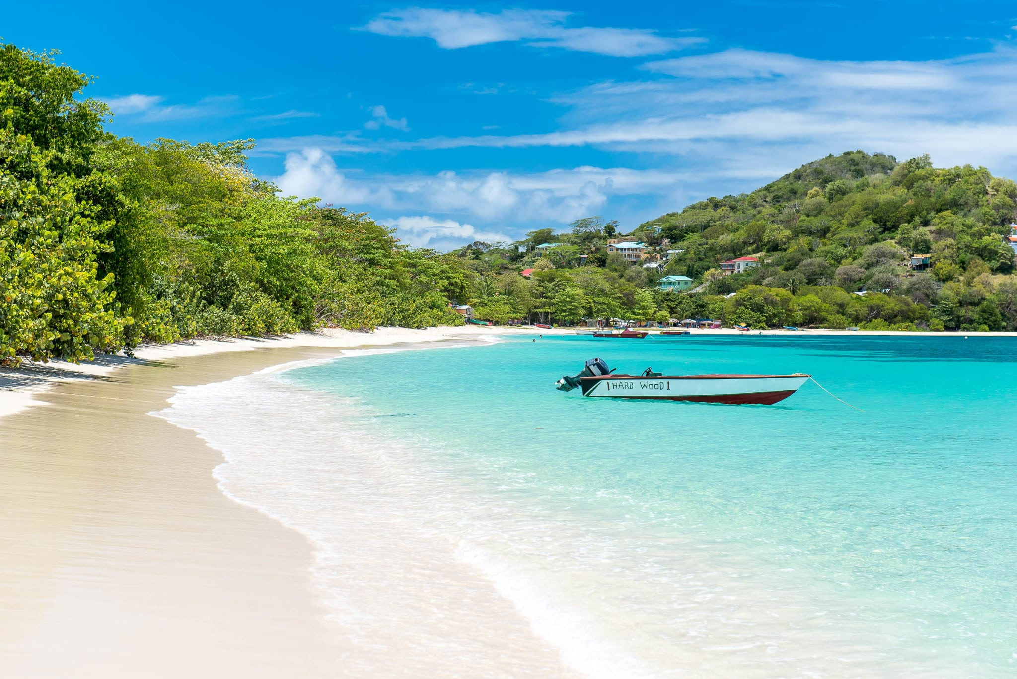 Paradise Found, Lost, And Found Again at Paradise Beach, Carriacou