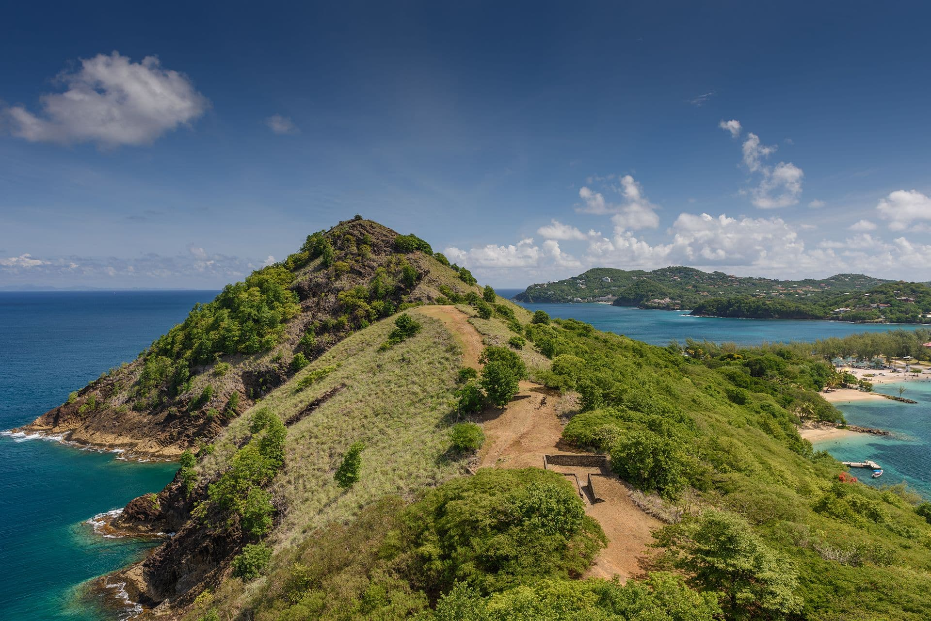 Uncommon Attraction Pigeon Island St Lucia St Lucia