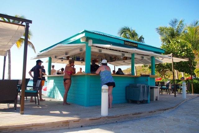 Coco's Bar, Riu Palace St. Martin | SBPR