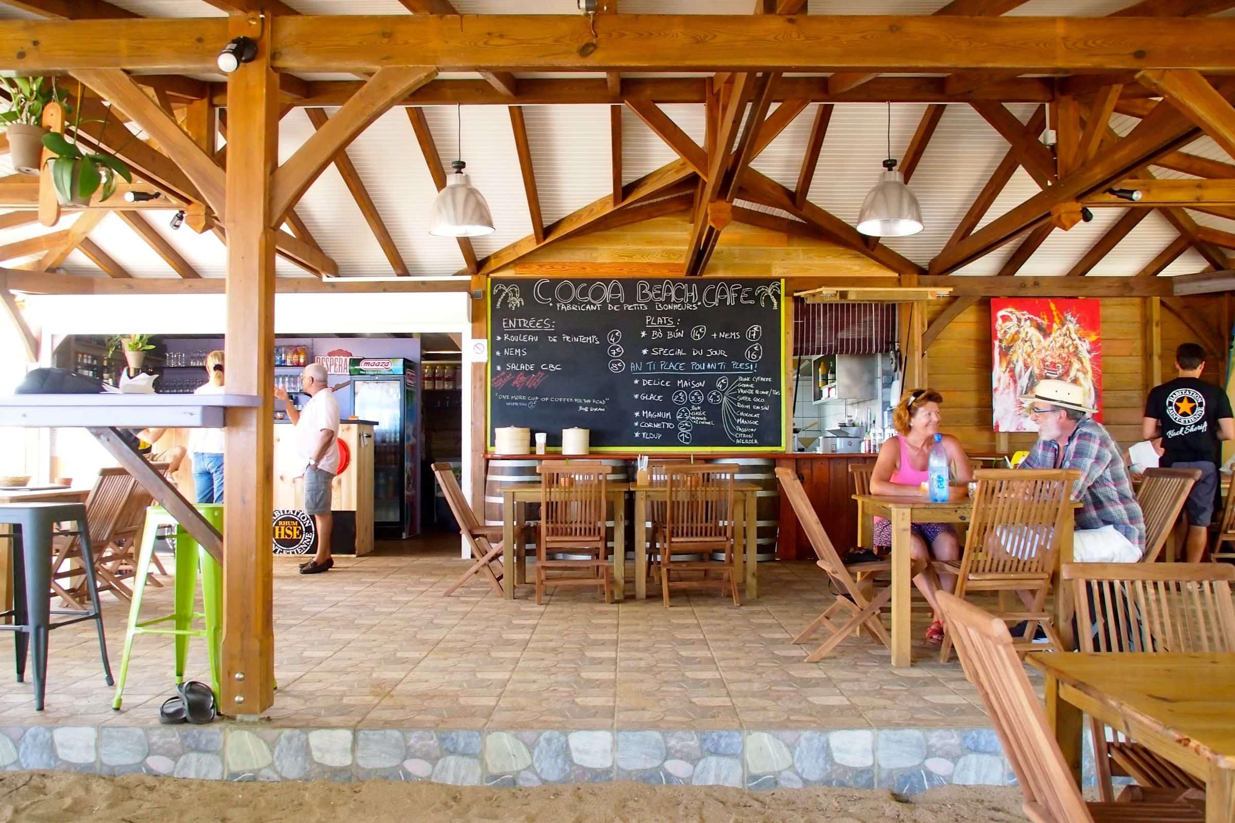 Cafe Antigua Menu