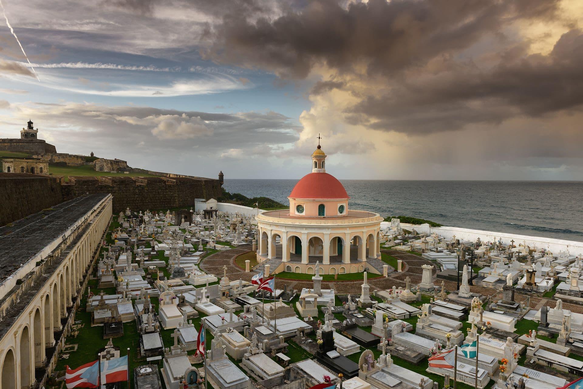 The Sublime Beauty of Santa María Magdalena de Pazzis Cemetery, Puerto Rico