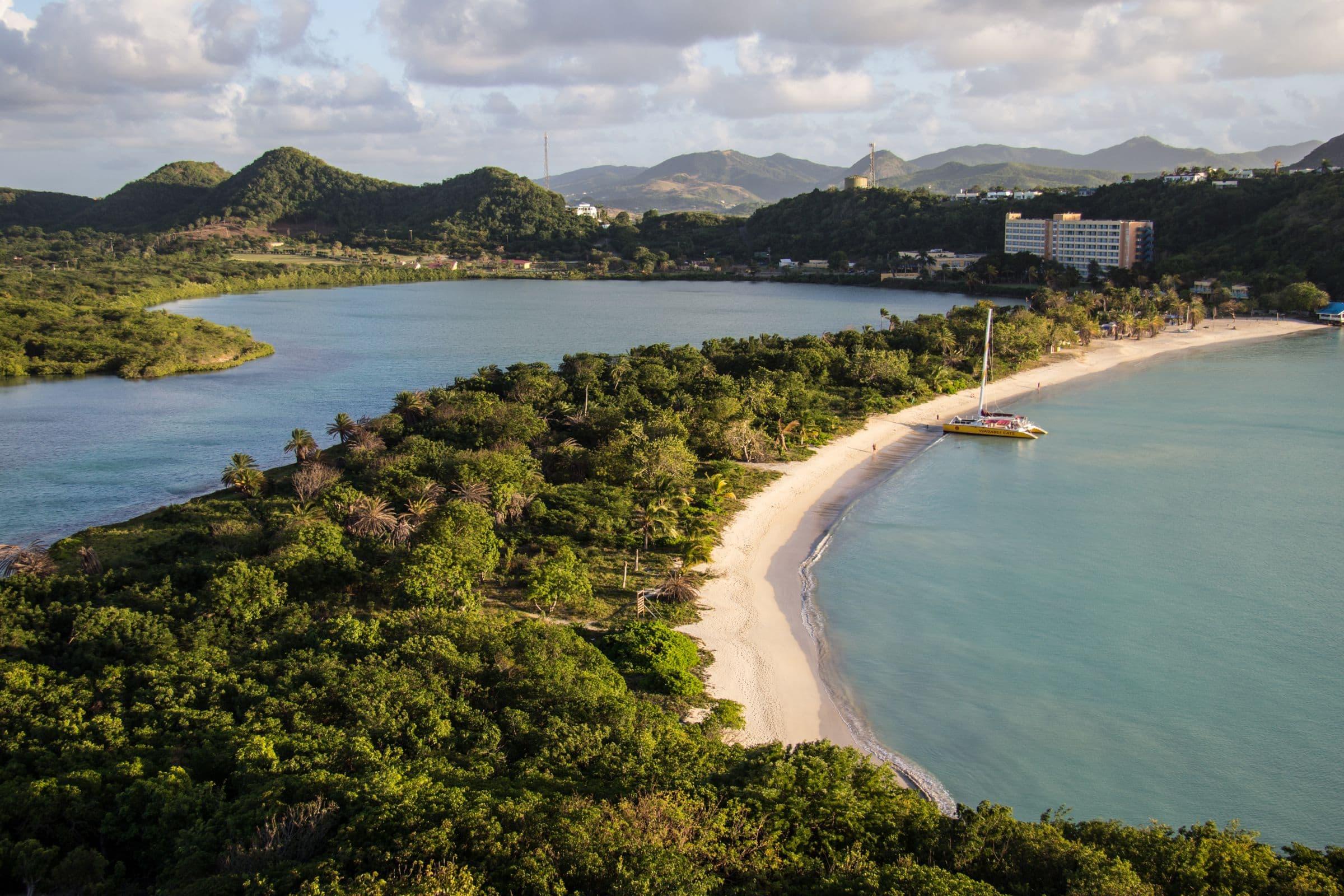 Uncommon Attraction Deep Bay Beach Antigua Antigua