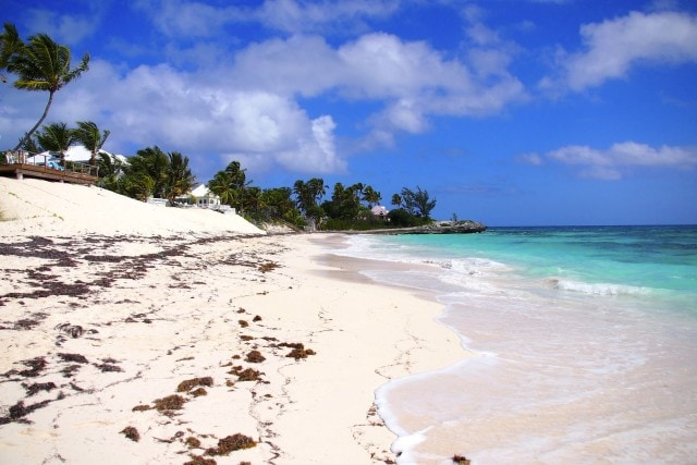 The Beach at The Hope Town Harbour Lodge on Elbow Cay, The Bahamas | SBPR