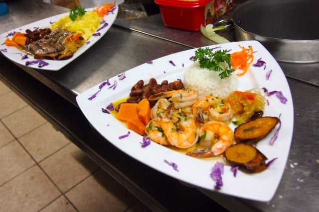 Chef Carl Creations at Le Ti Coin Creole | SBPR