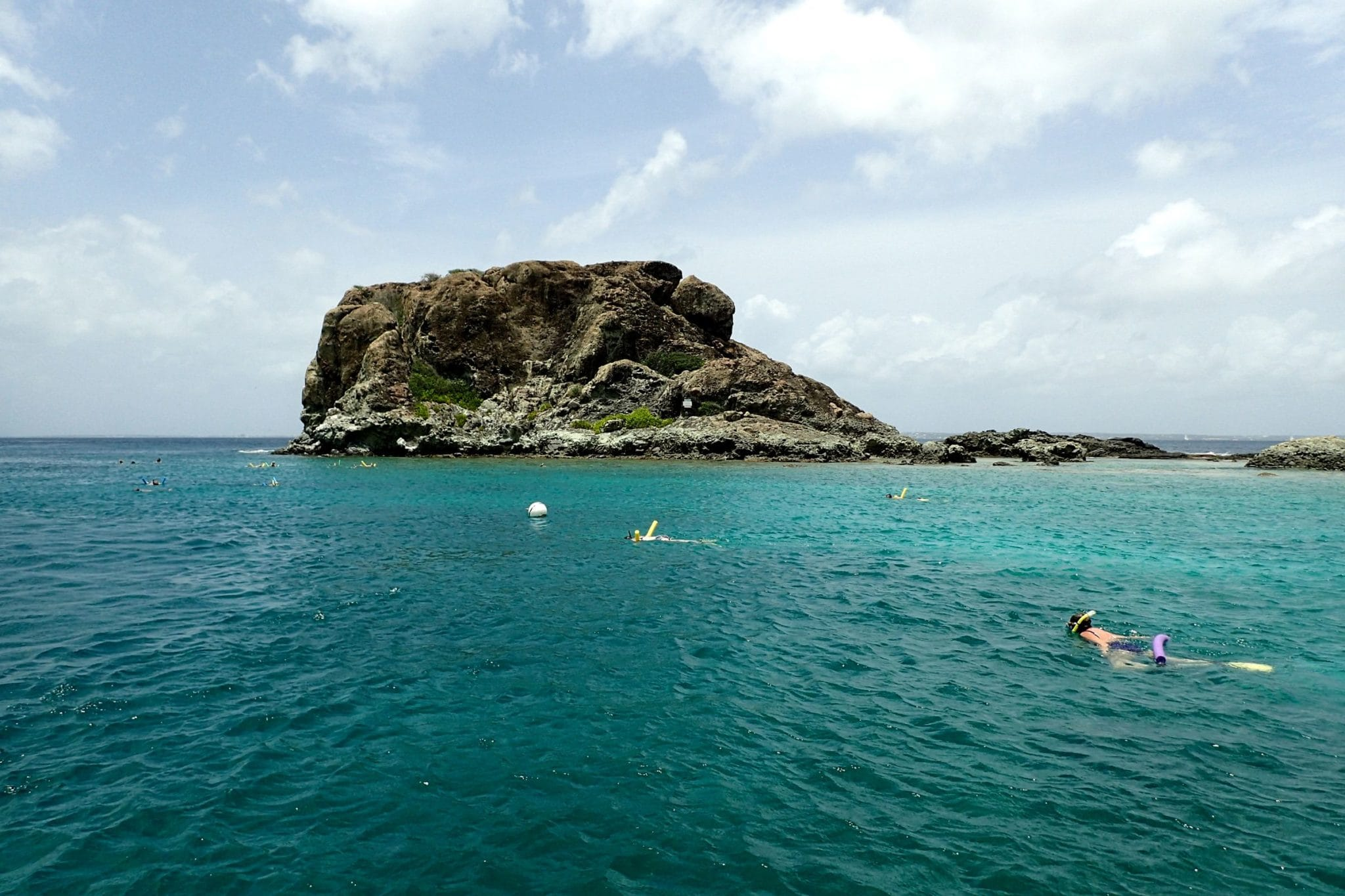 The Secret to Snorkeling Creole Rock, St. Martin
