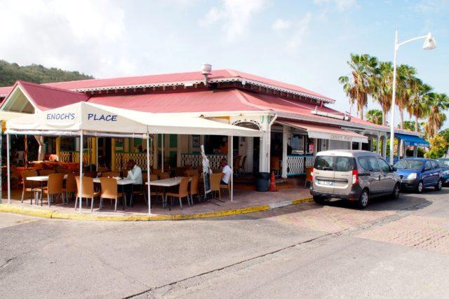 Enoch's Place in Marigot, Saint Martin | SBPR