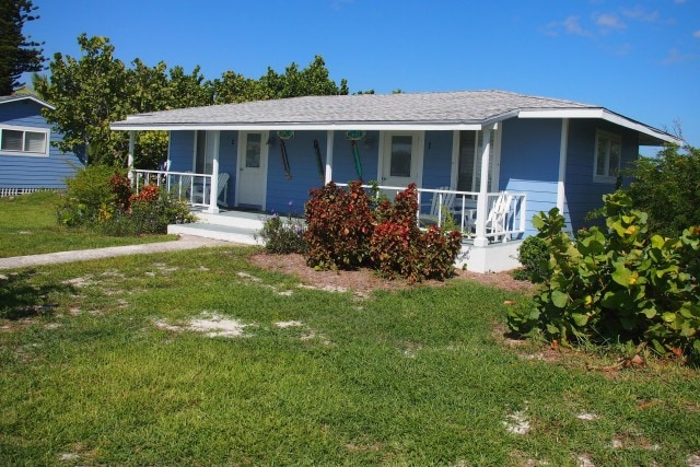 Fishing Cottage, Deep Water Cay | SBPR