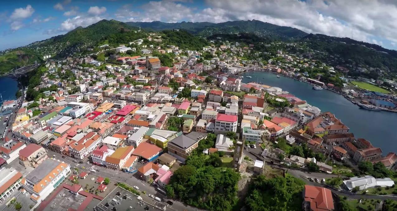 A Bird's Eye View of Grenada