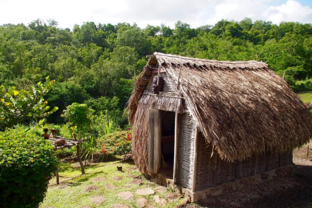 Road Scholar's new 8-day Martinique learning adventure includes a stop at La Savane des Esclaves, a moving recreation of the type of village constructed by escaped slaves on the island | SBPR