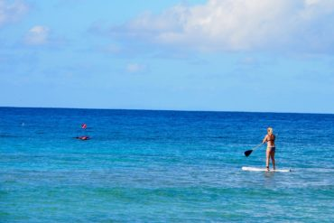 The SUP is Sweet in St. Croix | SBPR
