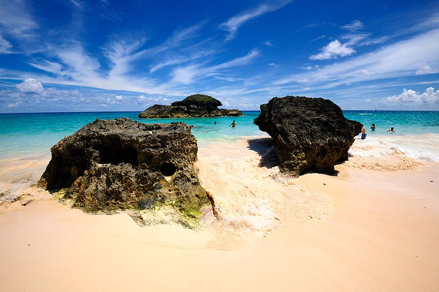 Playing Hide and Seek With Hog Bay Beach, Bermuda