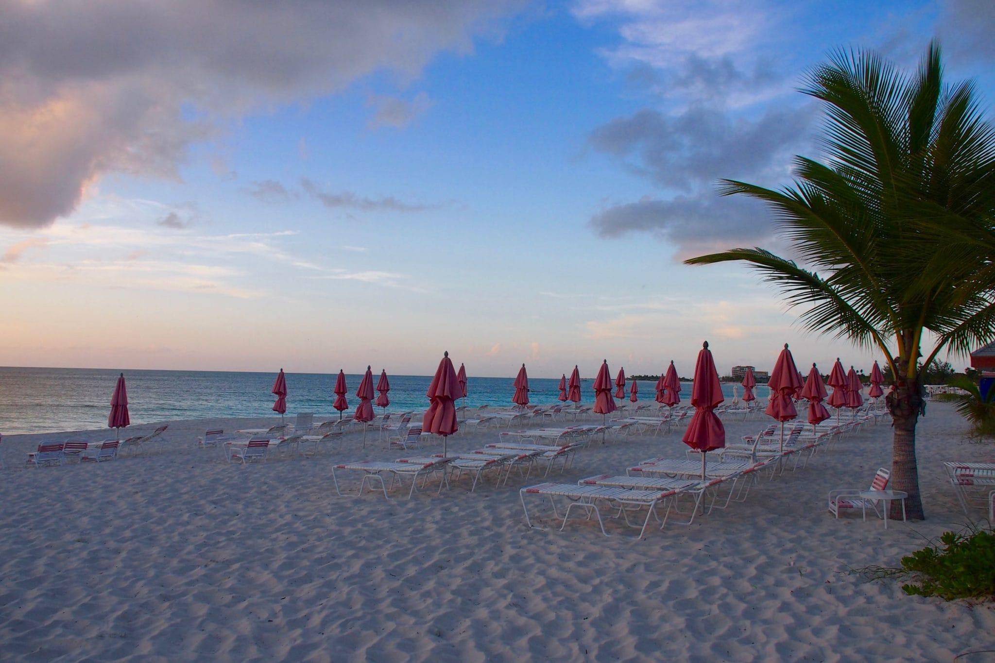 Magic Hour At Ocean Club East, Grace Bay, Turks and Caicos