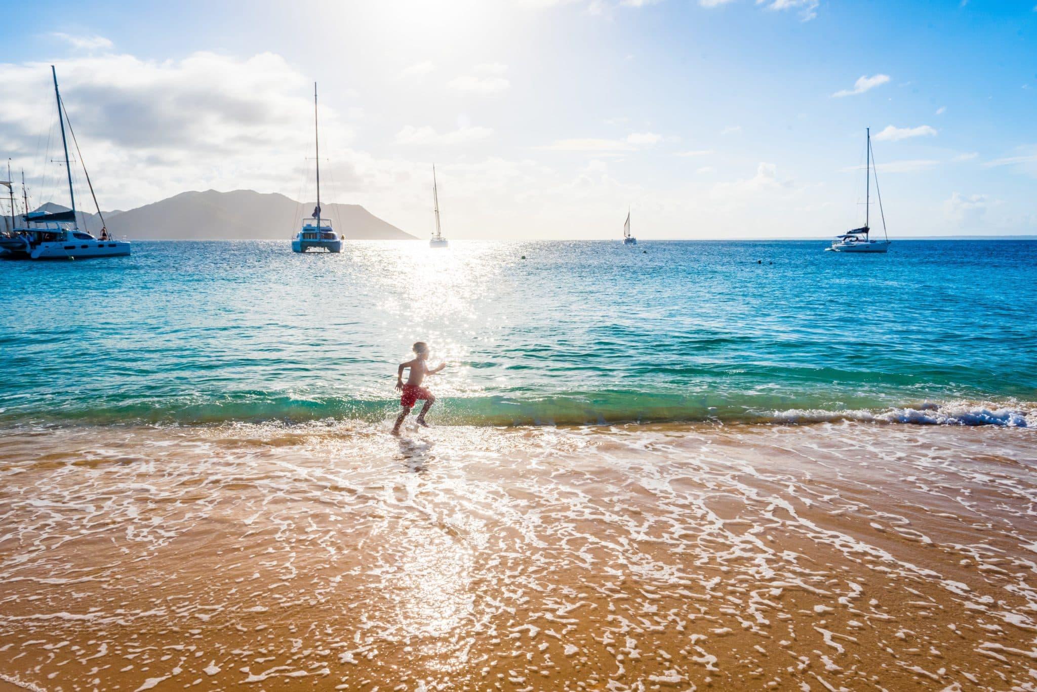 Celebrating Six Years Of Sensational Sunsets Off St. Martin