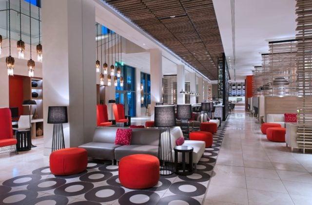 Marriott Port-au-Prince Great Room Lobby