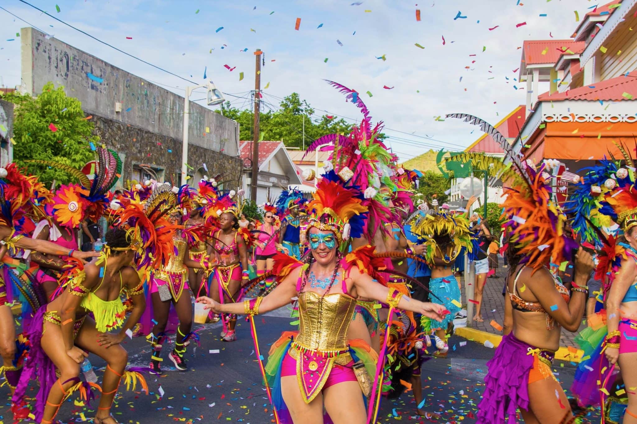 French-Side Saint Martin Carnival: Beginners Mas 101