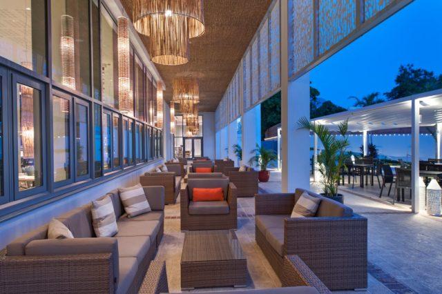 Marriott Port-au-Prince Outdoor Patio