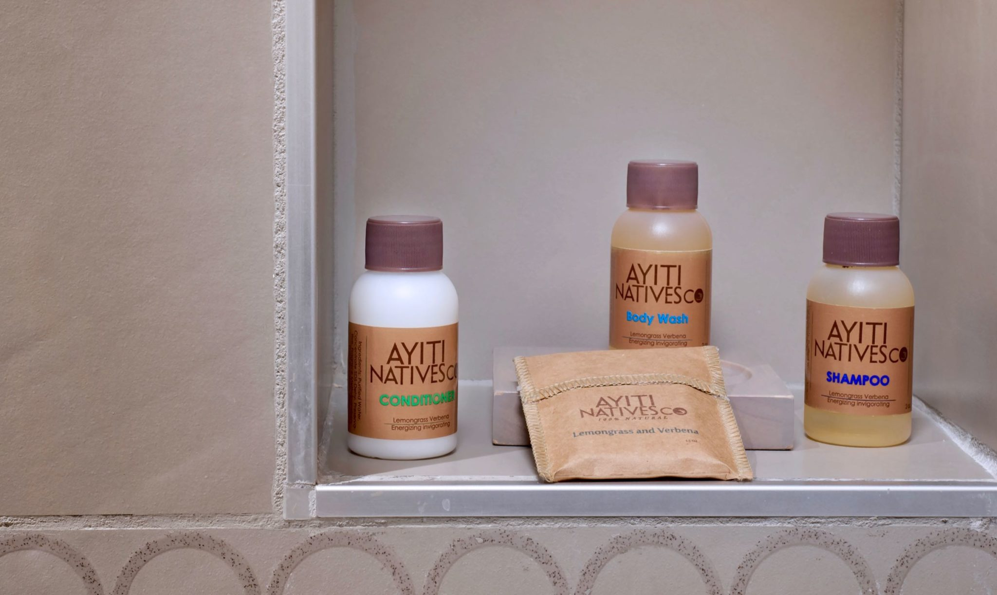 All-Natural Ayiti Native Bath Products: Uncommon Buy