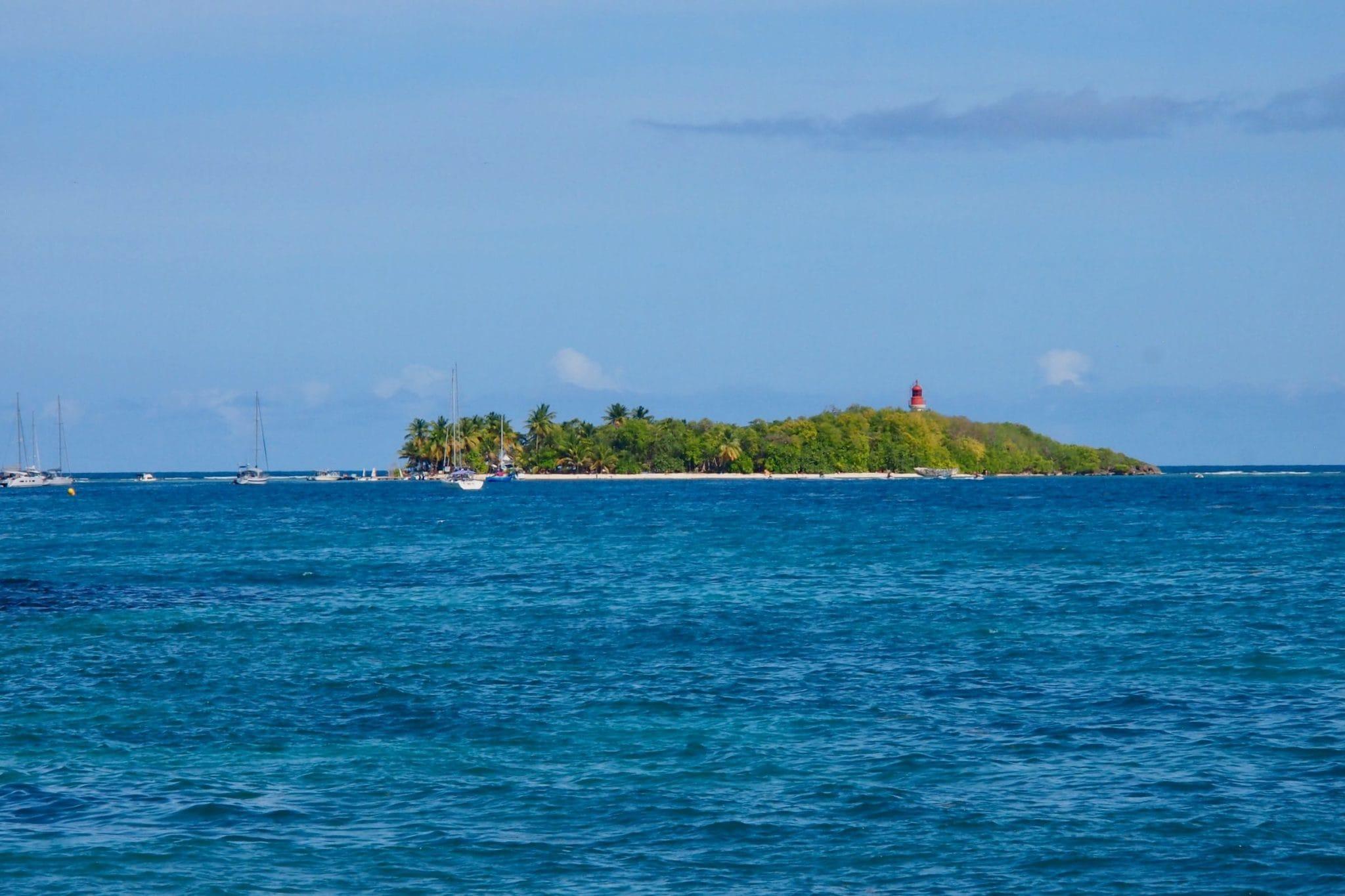 Îlet du Gosier, Guadeloupe: Uncommon Envy