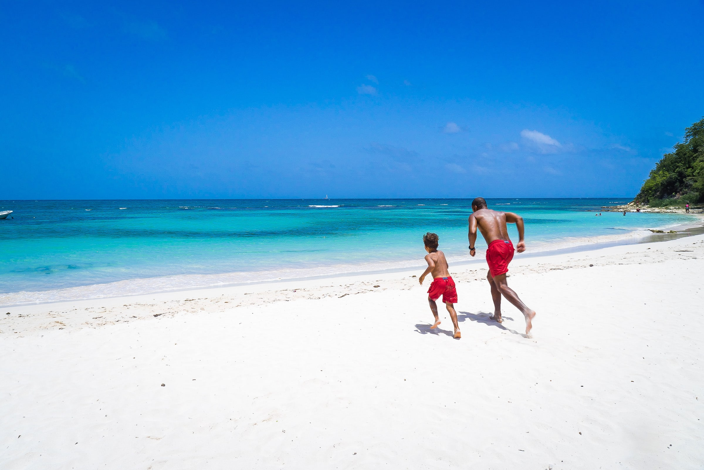 Dad S Guide To Short Races On Long Bay Beach Antigua