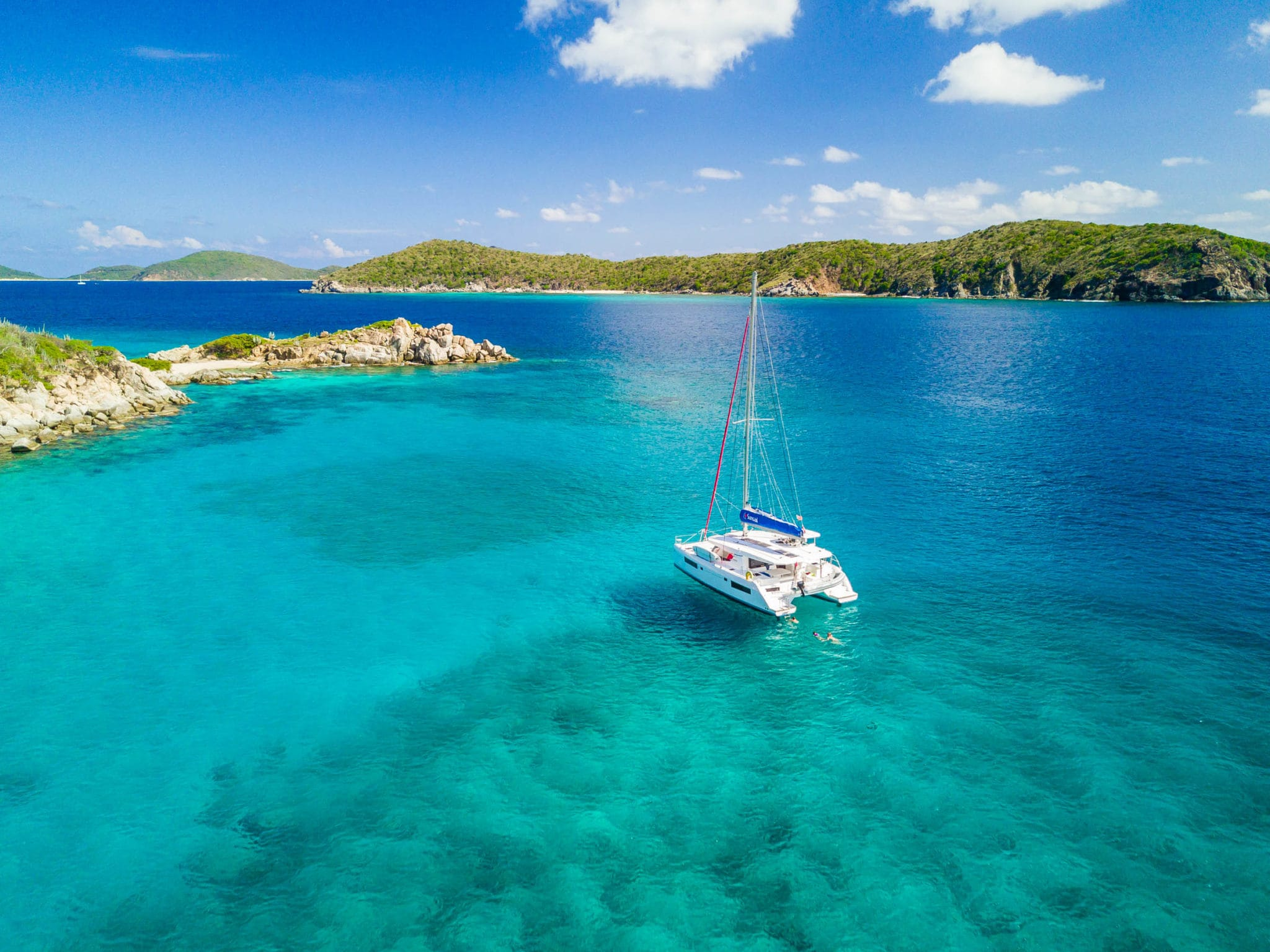Barking up The Dog Islands of the BVI's: Photo of the Day