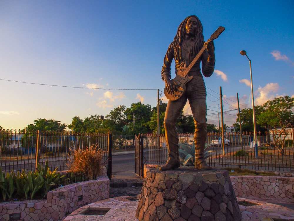 Retracing Long Ago Brushes With Bob Marley in Kingston