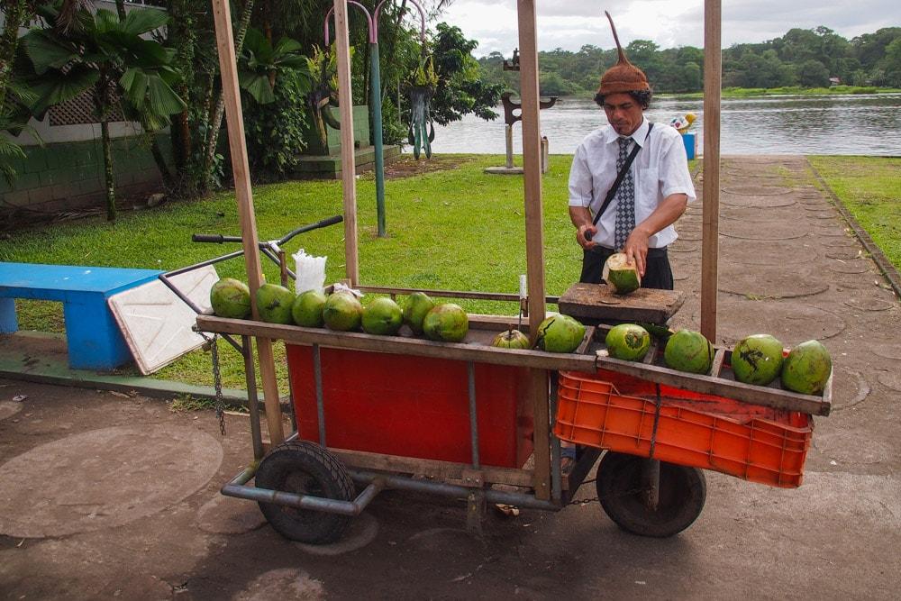 Meet the Kooky Coconut Man of Costa Rica