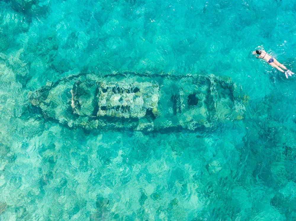 Snorkeling Tugboat Beach, Curacao