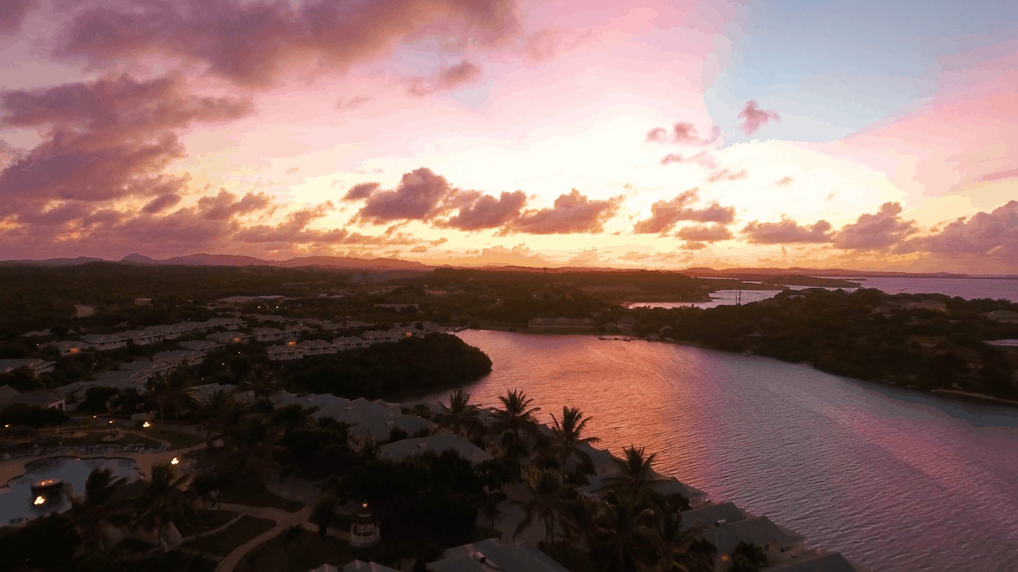 Take a Moment to Rise Above it All in Antigua