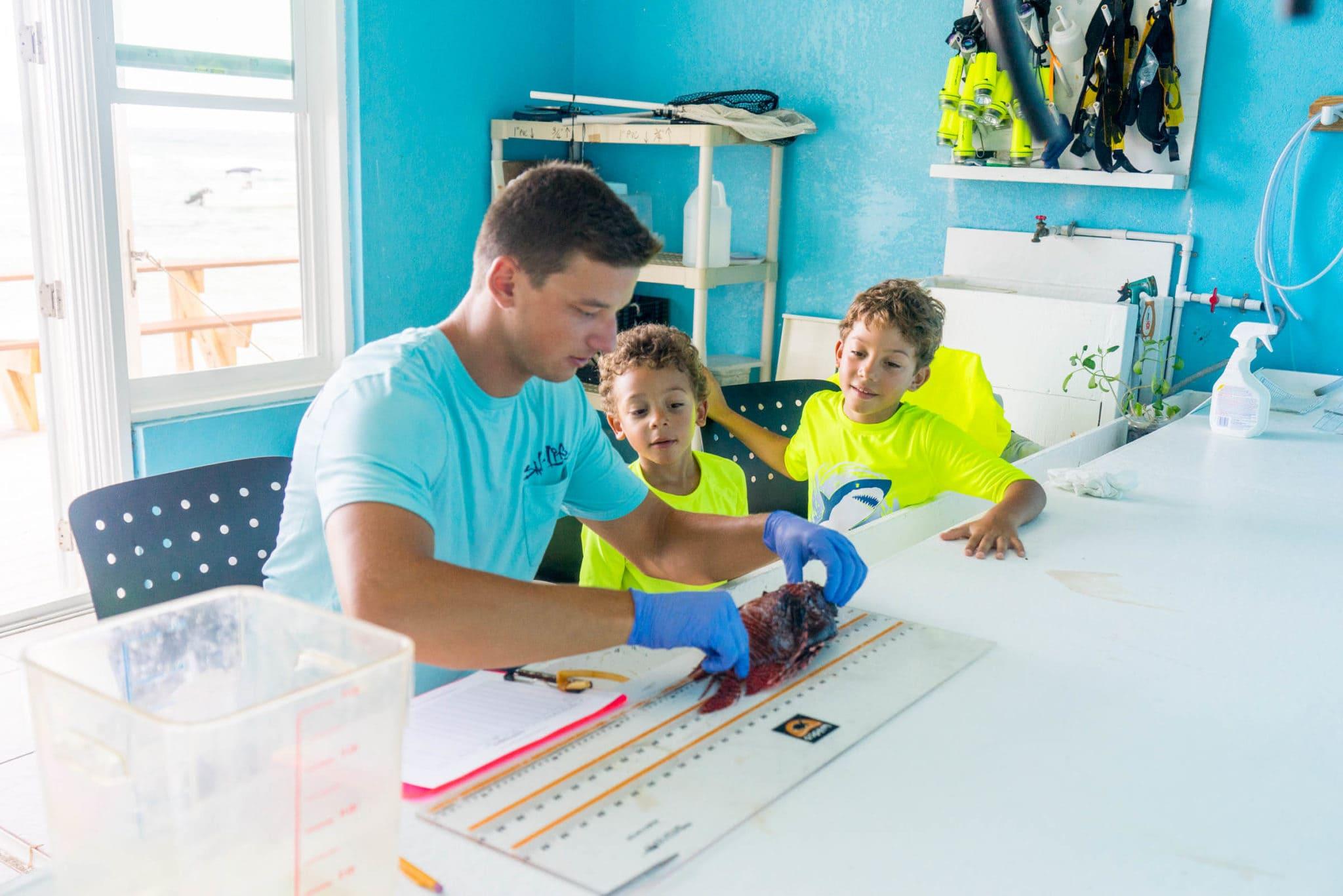 The Central Caribbean Marine Institute