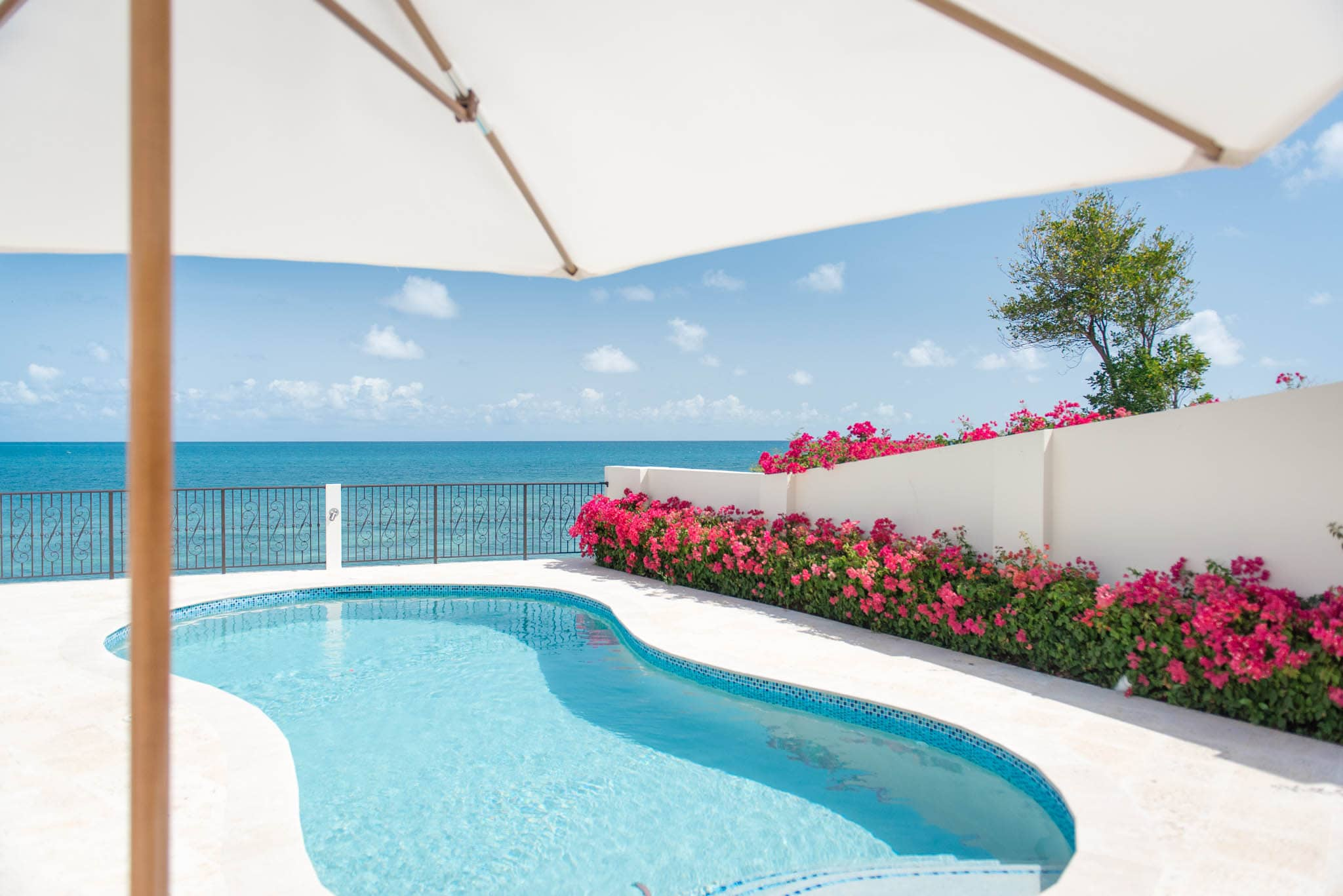 Upgrade to a villa or cottage and enjoy these pools all to yourself.