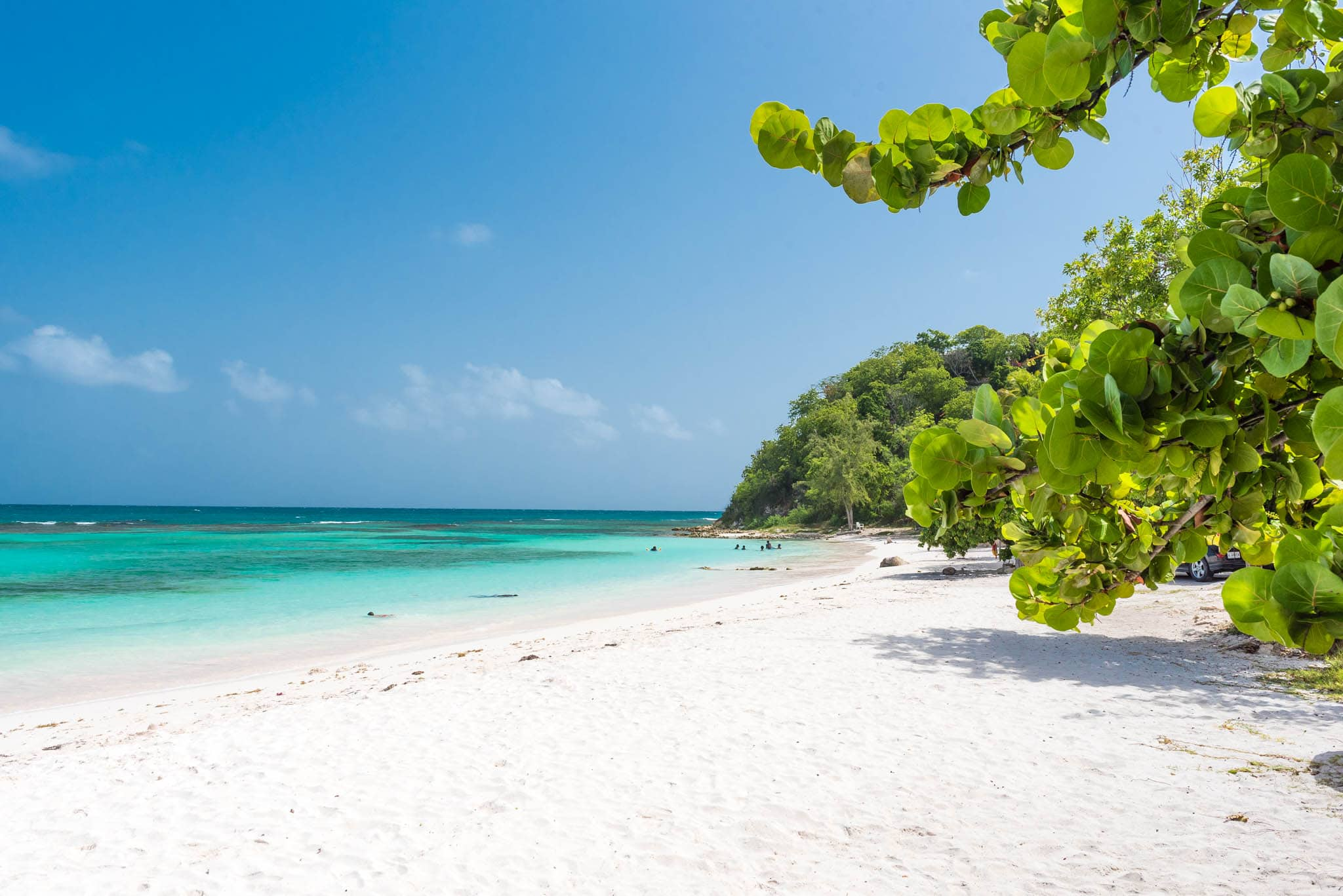 Long Bay Beach is just a short walk away for those looking for a beach off property.