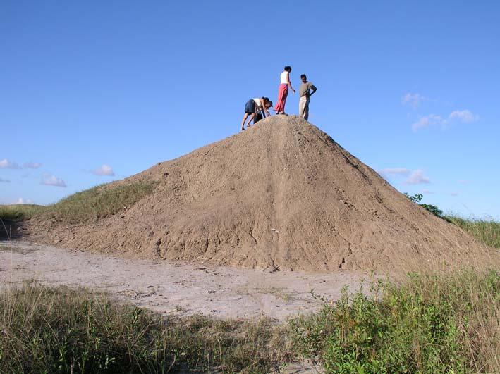 Explore a Mud Volcano in Trinidad: Uncommon Attraction