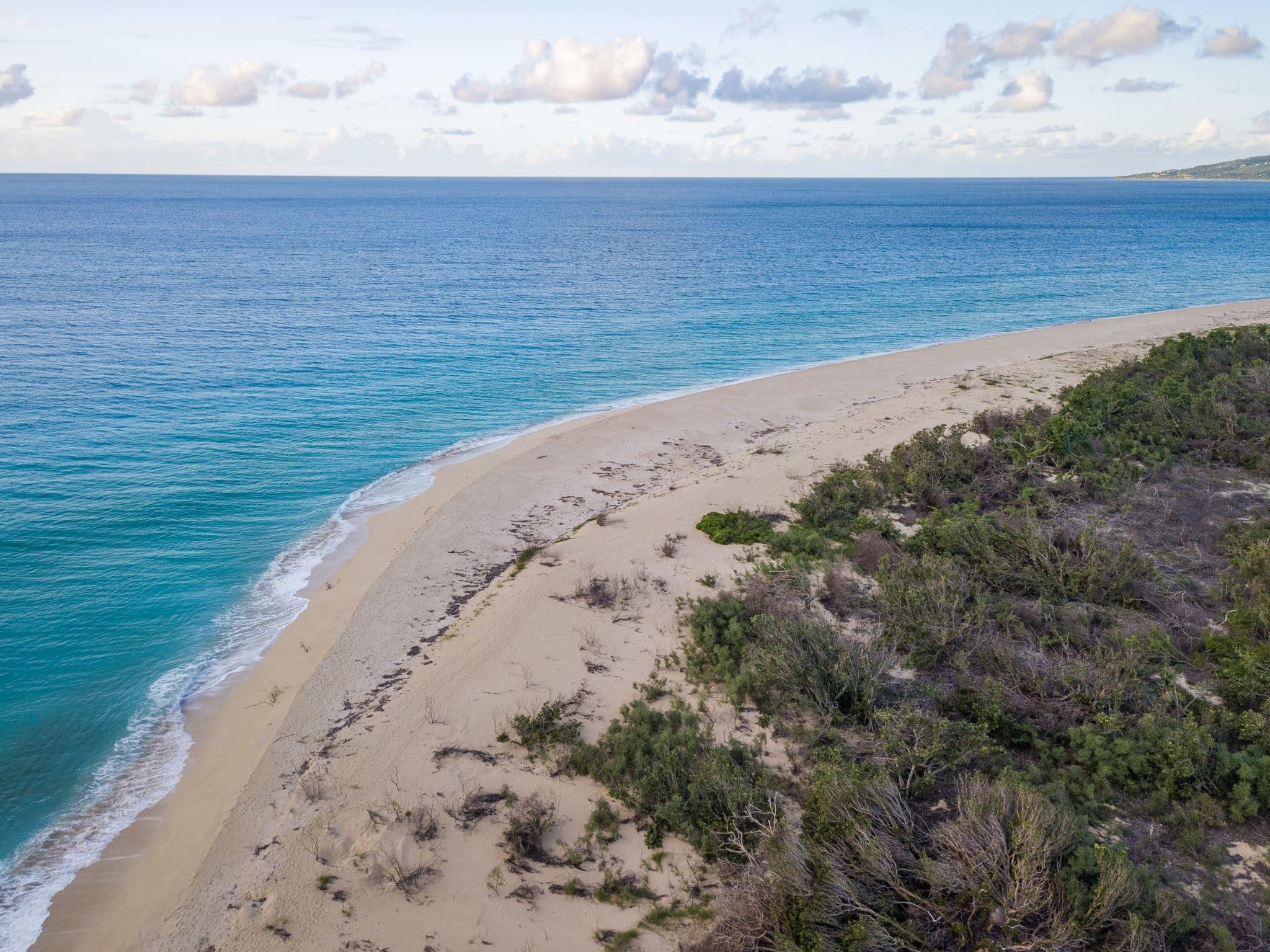 St. Croix Beach Update: Winter 2017–2018