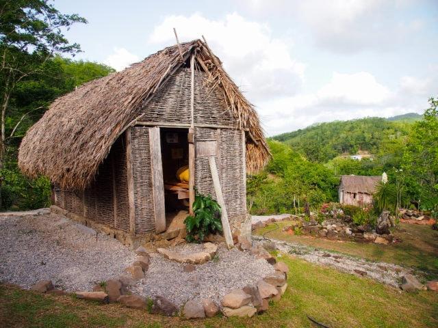 Village Shacks in La Savane des Esclaves, Martinique   SBPR