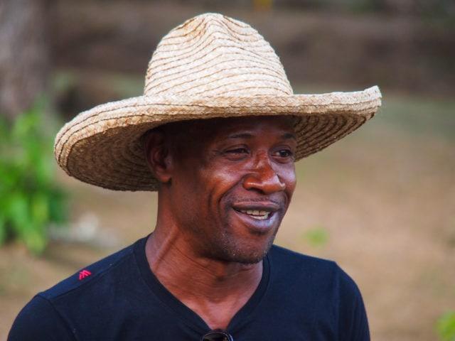 Gilbert Larose, the man behind La Savane des Esclaves, Martinique   SBPR