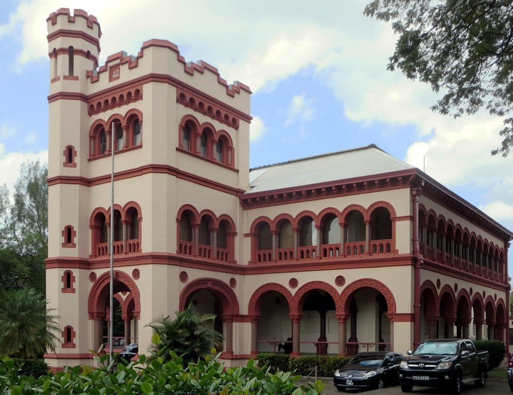 Archbishop's  Palace, Trinidad: Uncommon Attraction