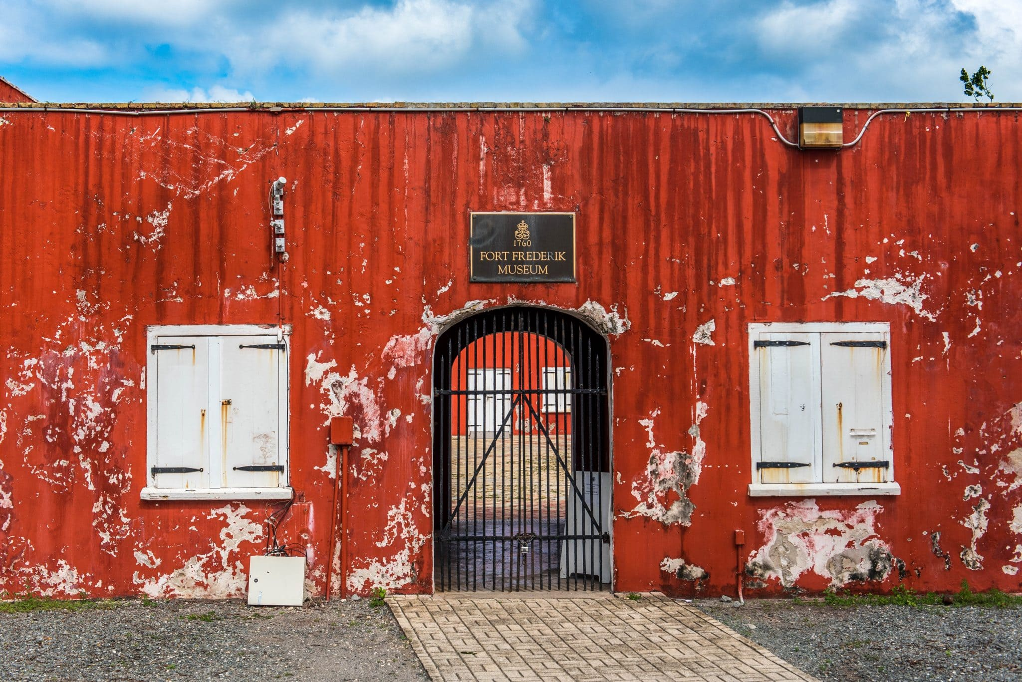 Fort Frederik: A Central Piece of Historic Frederiksted