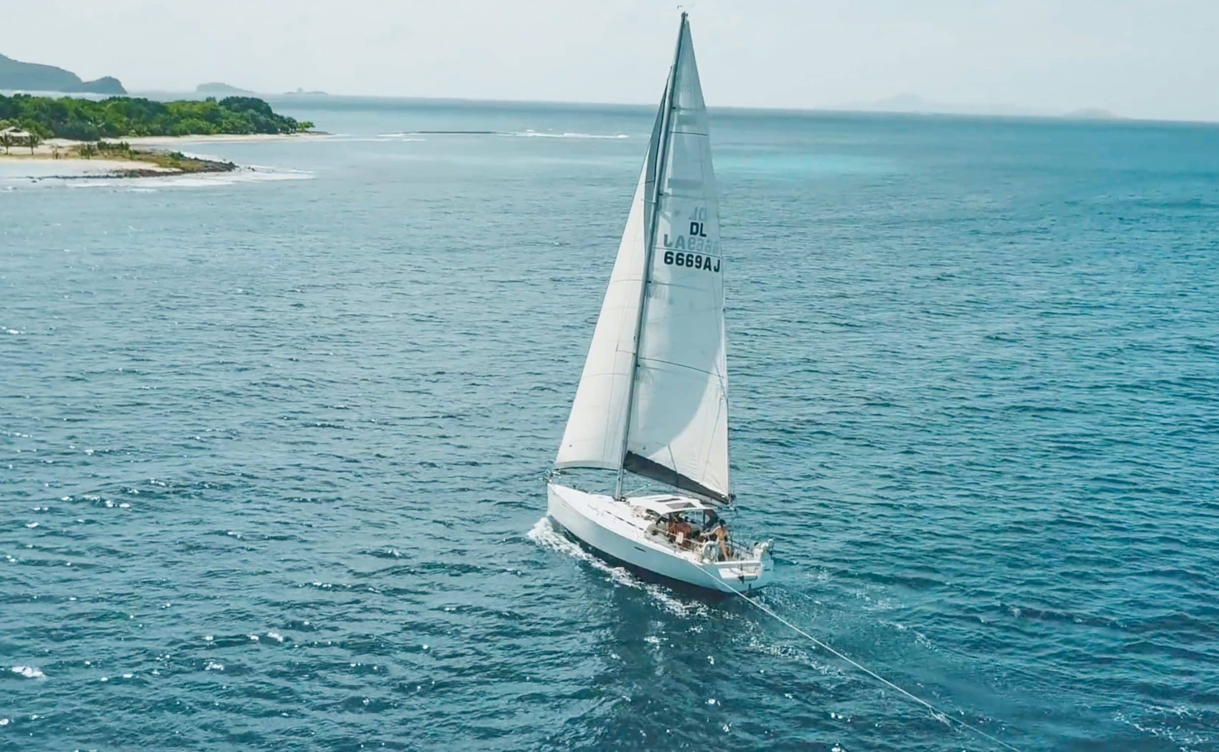 Sailboats In The Caribbean: Learn To Sail With Sailing Virgins