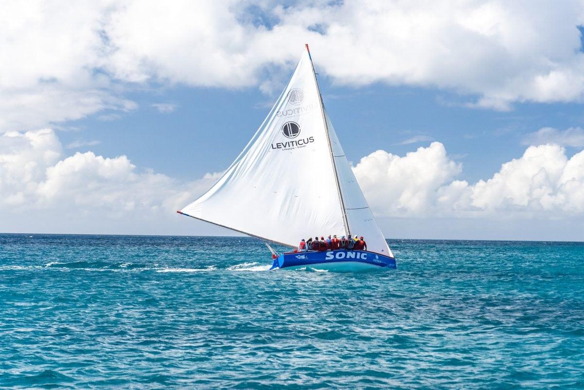 Sailboat Racing in Anguilla