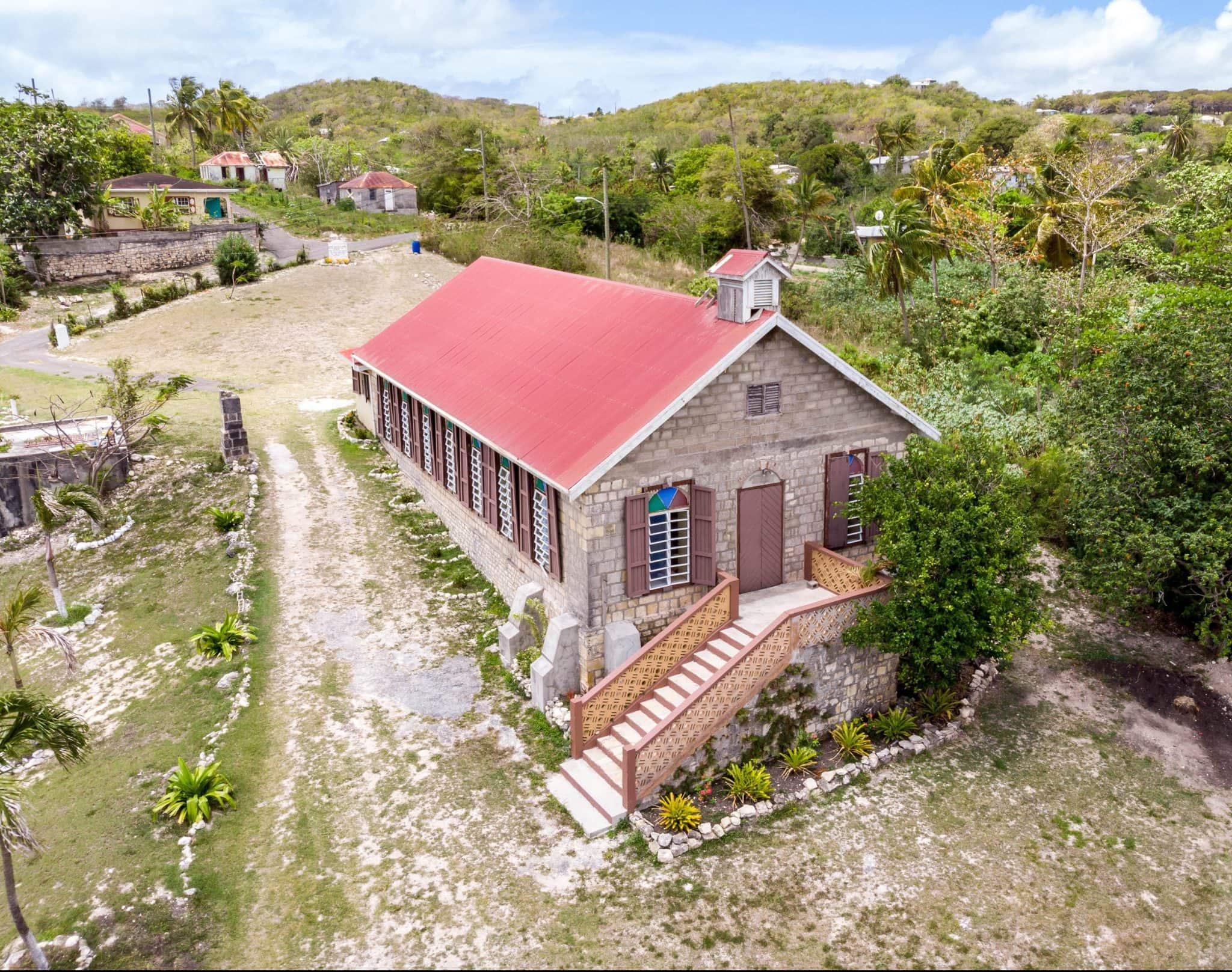 Quaint Country Churches of Antigua