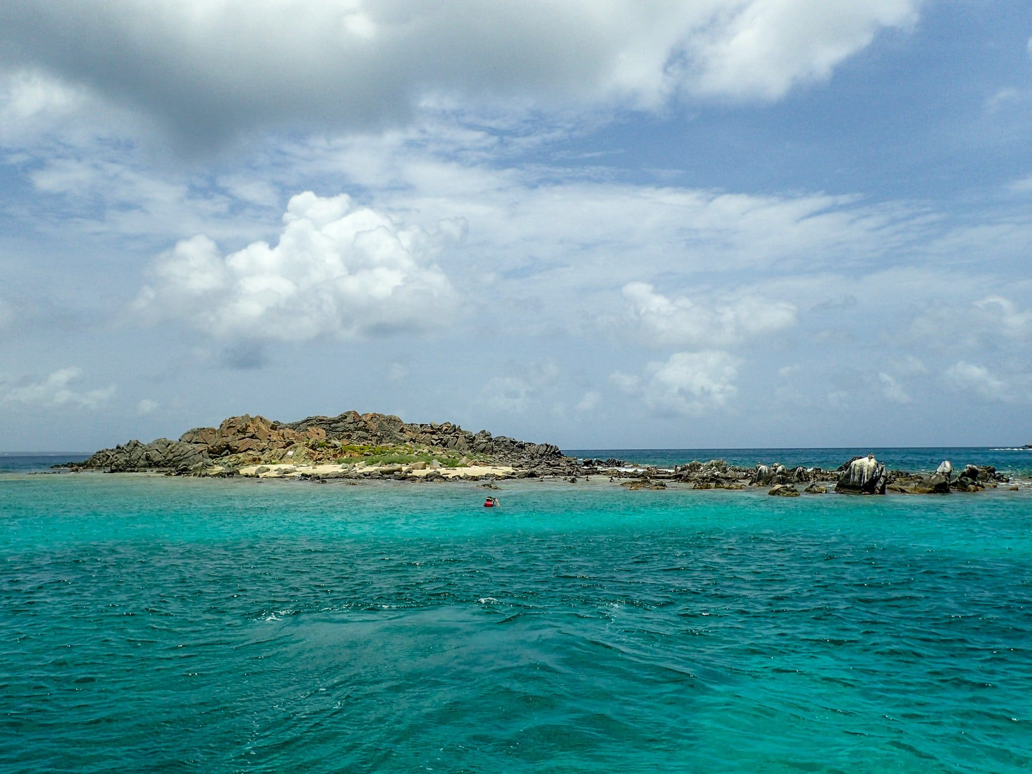 Creole Rock 'Feet,' St. Martin