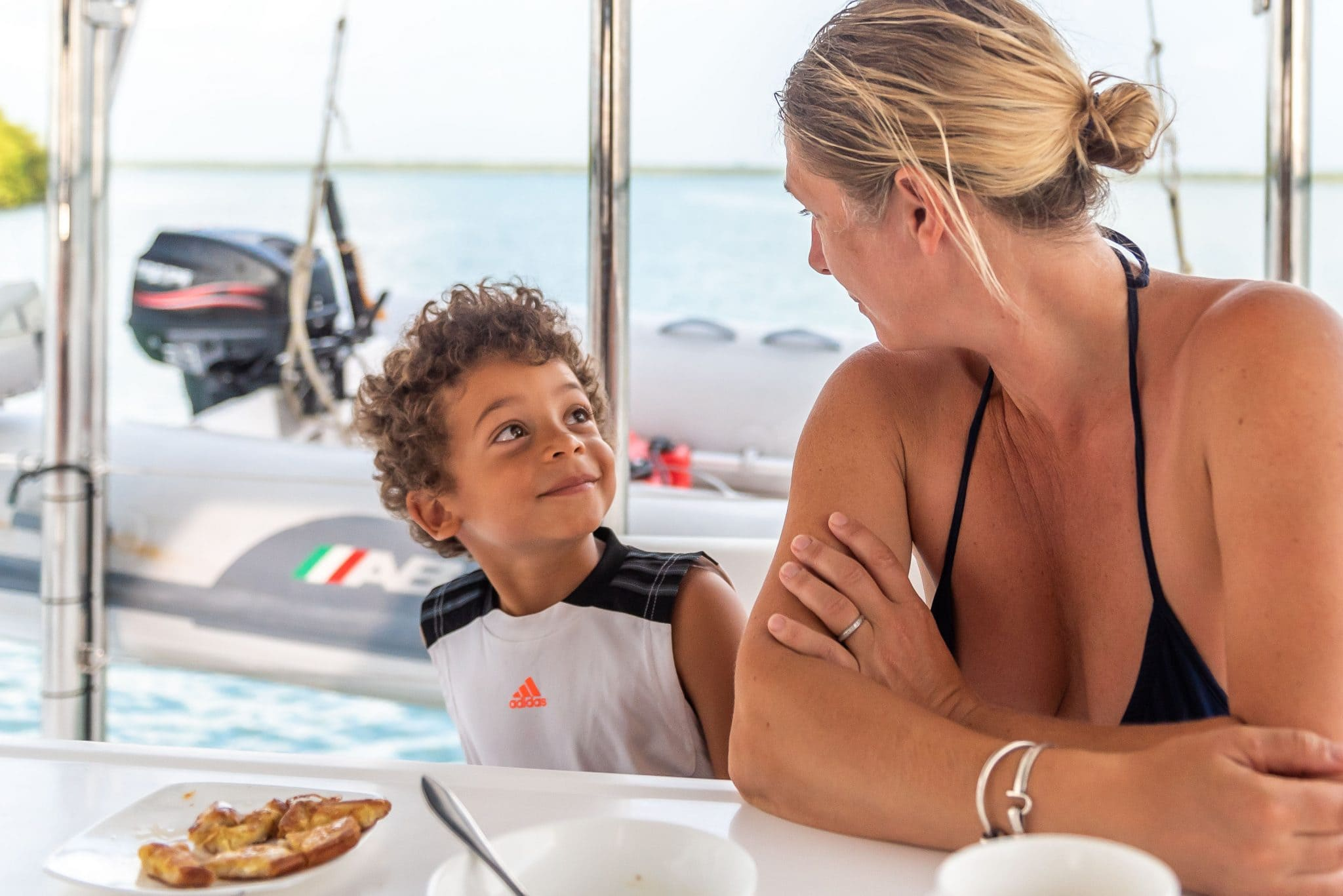 How to make Sailing with Kids a Sweet Success