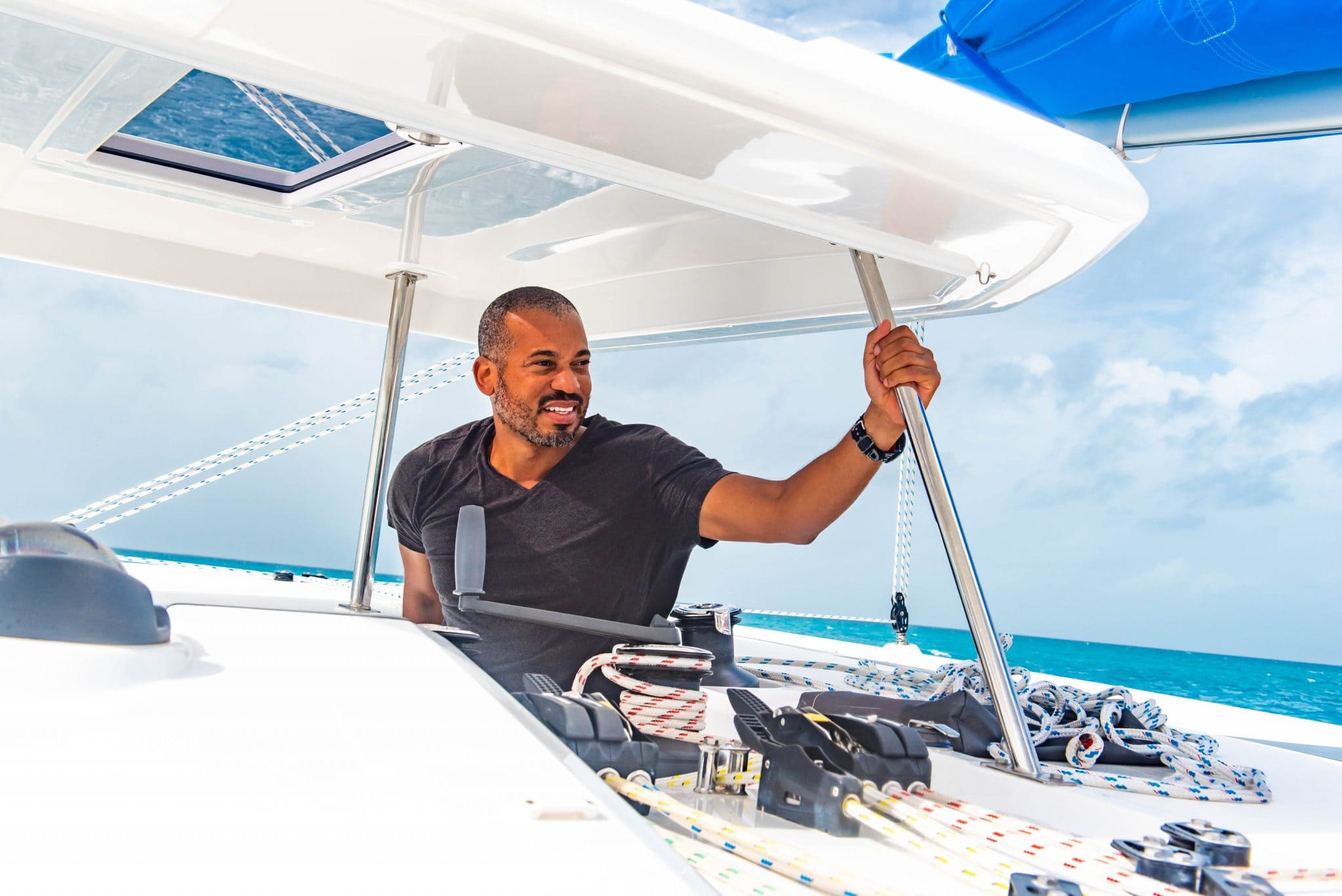 Telltales Tell Tales of Delight When You Sail Belize