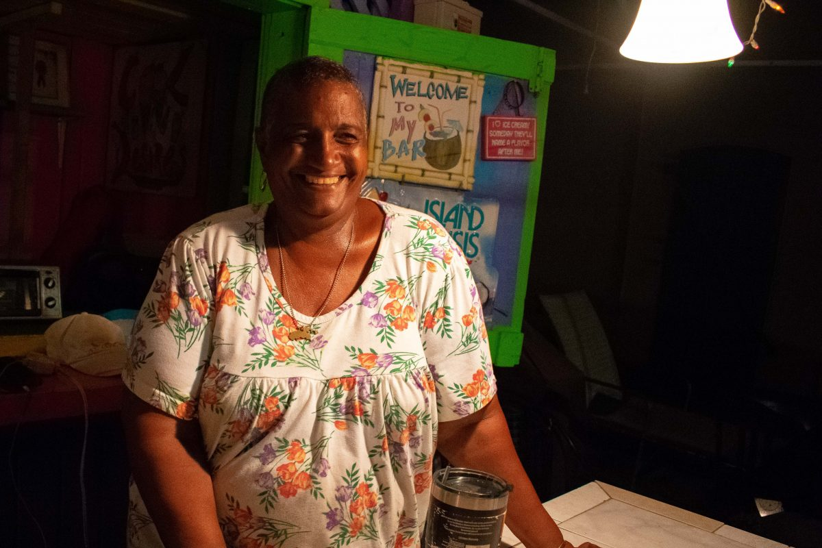 You'll fall for Philomen, and her great painkillers, at Cool Desires, St. John | SBPR