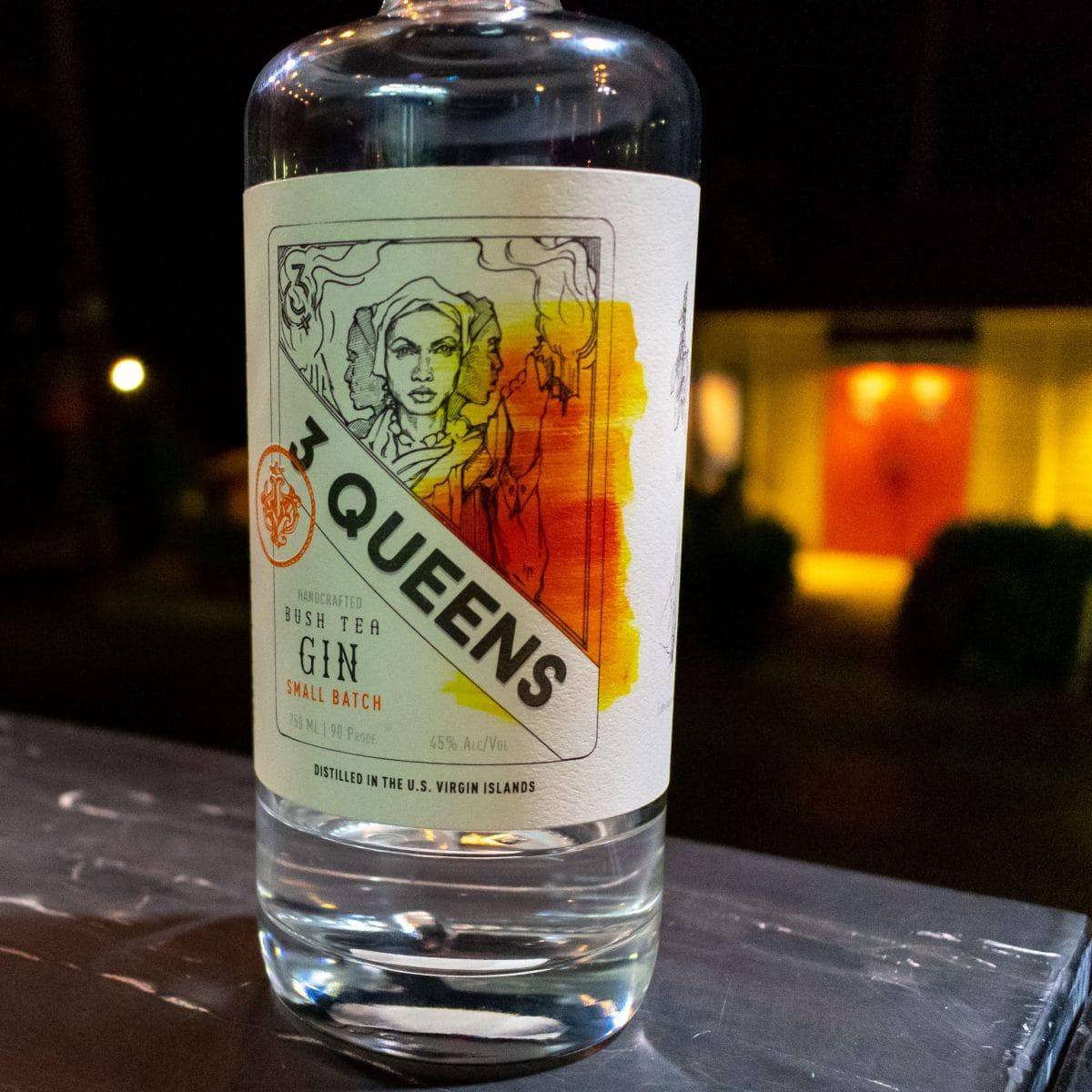 USVI's own 3 Queens Gin | SBPR